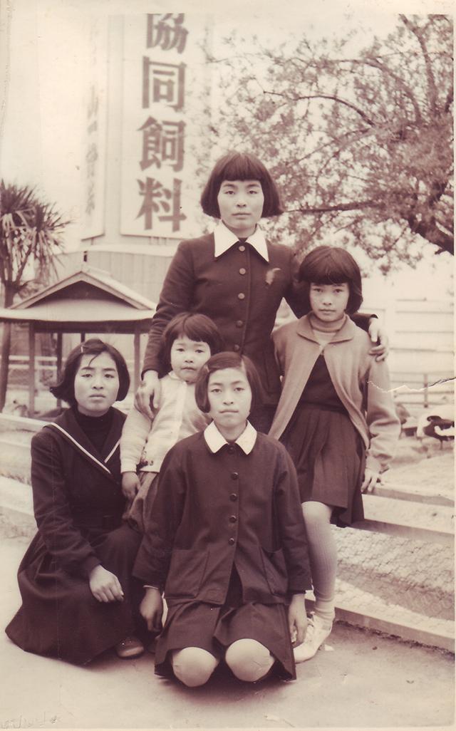 昭和35〜36年頃の写真
