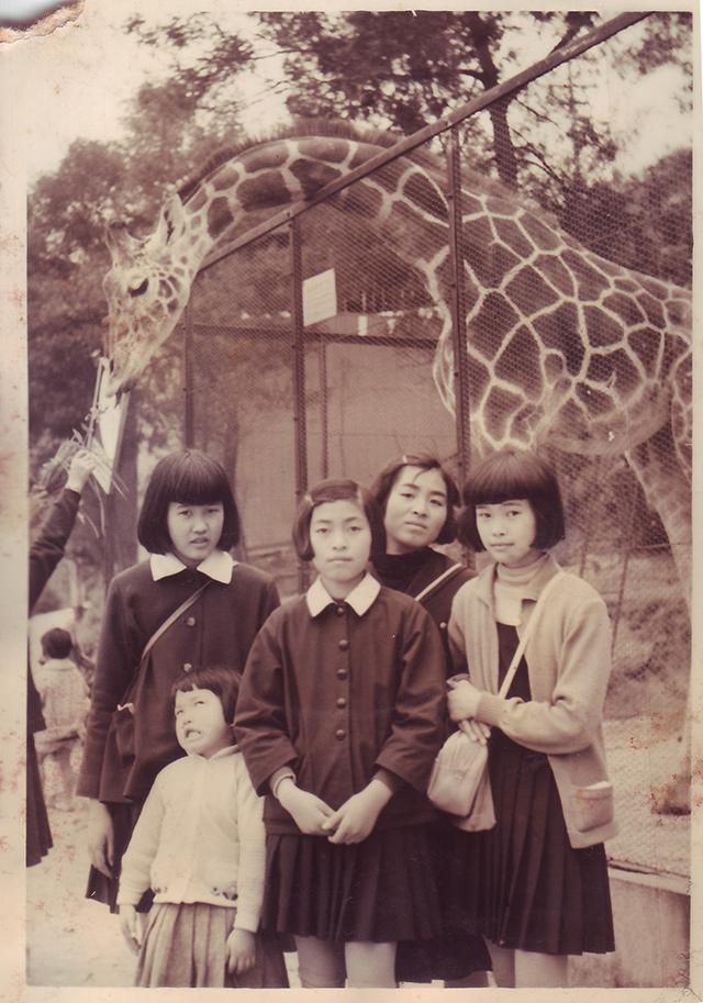 キリンと(昭和35〜36年頃)