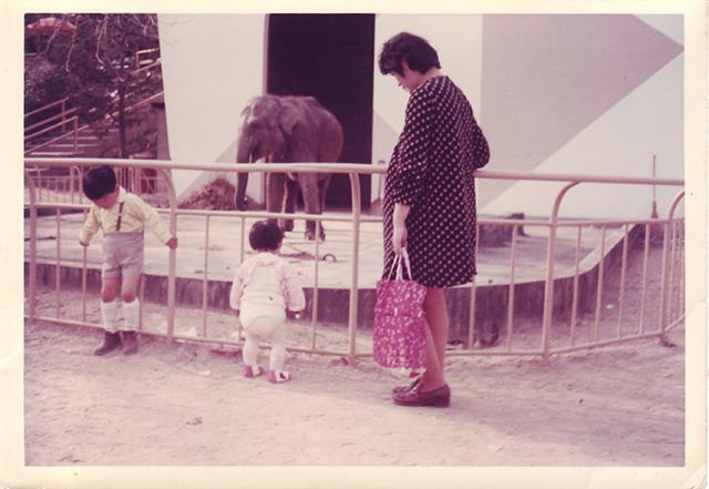 昭和48年頃の写真