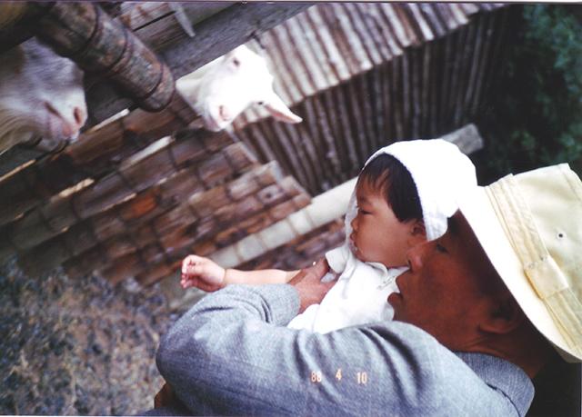 ヤギ(1988年4月)